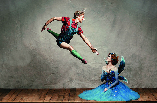 Texas Ballet Theater Pinocchio, Bass Performance Hall, Fort Worth