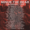 Minus the Bear, Kennys Alley, Atlanta