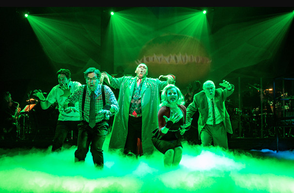 Little Shop of Horrors, Eisenhower Theater, Washington