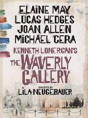 The Waverly Gallery at John Golden Theater