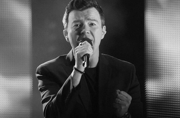 Rick Astley, Center Stage Theater, Atlanta