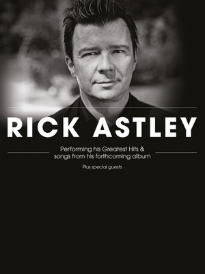 Rick Astley at Taft Theatre