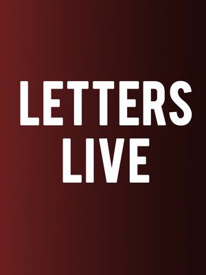 Letters Live Poster