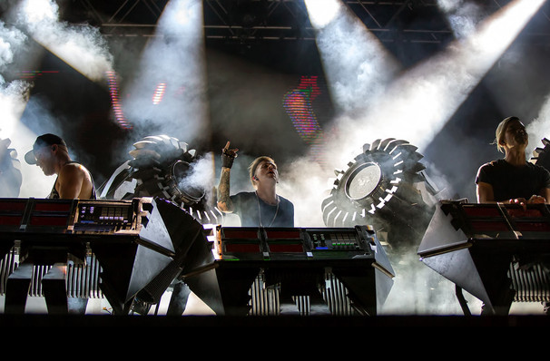 The Glitch Mob, The Van Buren, Phoenix