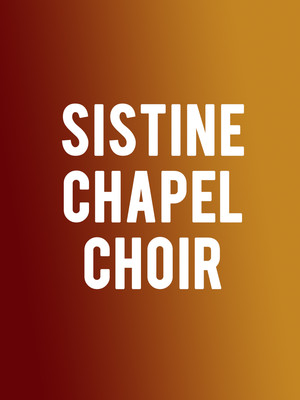 Sistine Chapel Choir Poster
