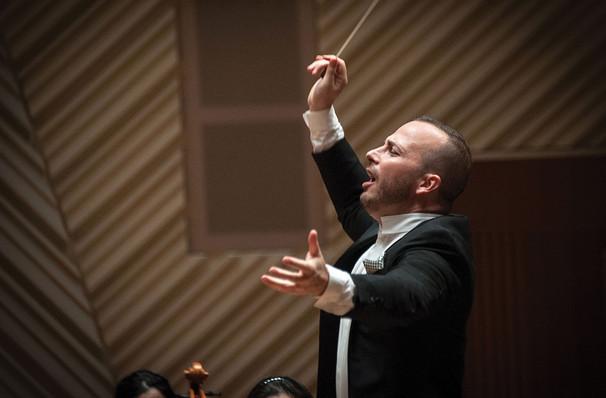 Philadelphia Symphony Orchestra Puccini Tosca, Verizon Hall, Philadelphia