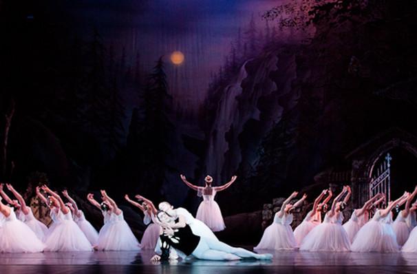 Pennsylvania Ballet Giselle, Academy of Music, Philadelphia