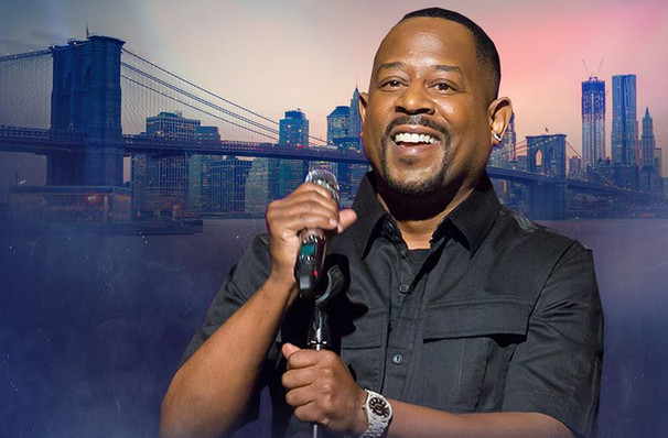 Lit AF Tour hosted by Martin Lawrence, Mandalay Bay Events Center, Las Vegas