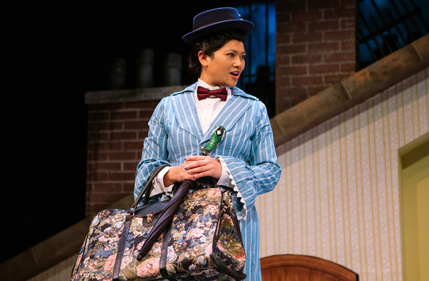 Mary Poppins, San Francisco Playhouse, San Francisco