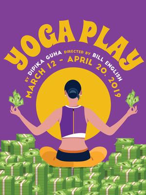 Yoga Play Poster