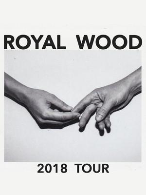 Royal Wood at Garrick Centre