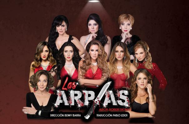 Las Arpias, Center Stage Theater, Atlanta