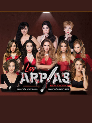 Las Arpias at Chapman Music Hall