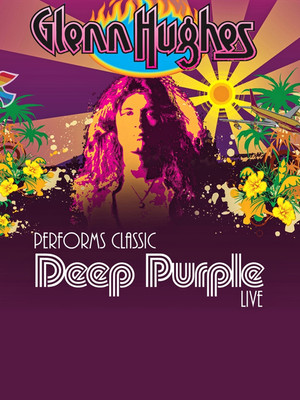 Classic Deep Purple Live Poster