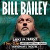 Bill Bailey Larks in Transit, Wyndhams Theatre, London