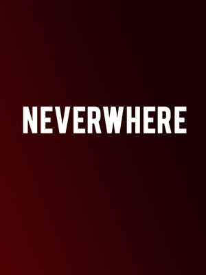Neverwhere, Lifeline Theatre, Chicago