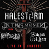 Halestorm and In This Moment, Grand Sierra Theatre, Reno