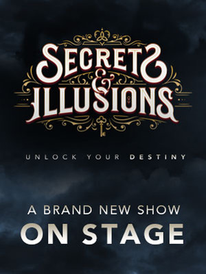Secrets Illusions, Calderwood Pavilion, Boston