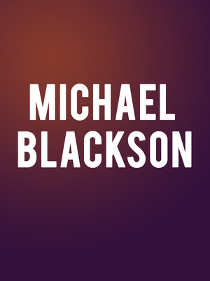 Michael Blackson at Crouse Hinds Theater