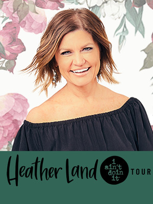 Heather Land at Moran Theater