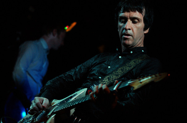 Johnny Marr, Cannery Ballroom, Nashville