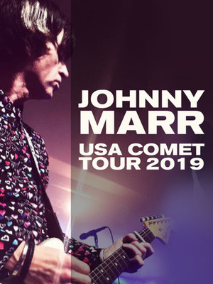 Johnny Marr at College Street Music Hall