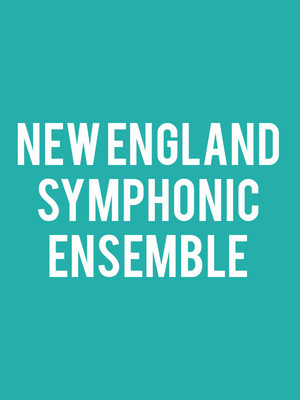 New England Symphonic Ensemble at Isaac Stern Auditorium