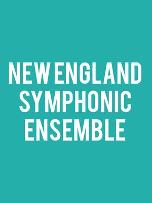 New England Symphonic Ensemble Poster
