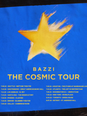 Bazzi at Gothic Theater