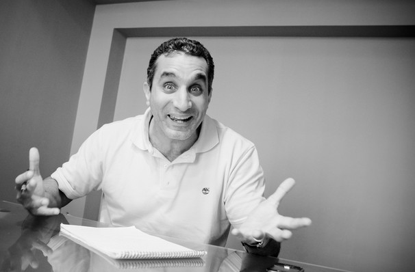 Bassem Youssef coming to San Francisco!