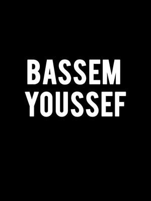 Bassem Youssef, Cobbs Comedy Club, San Francisco