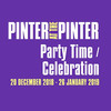 Pinter at the Pinter Party Time Celebration, Harold Pinter Theatre, London