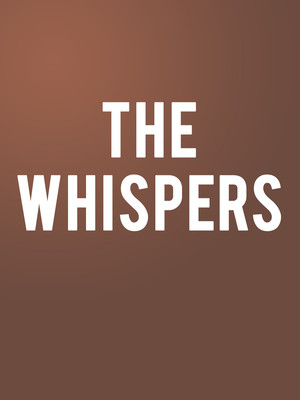 The Whispers, Pasadena Civic Auditorium, Los Angeles