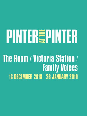 Pinter at the Pinter - The Room/Victoria Station/Family Voices at Harold Pinter Theatre