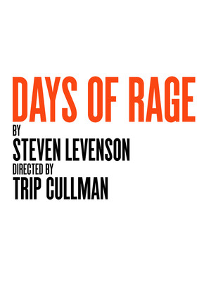 Days of Rage Poster