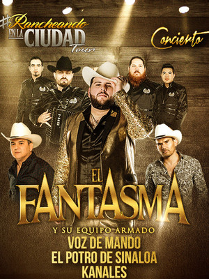 El Fantasma at Pacific Amphitheatre