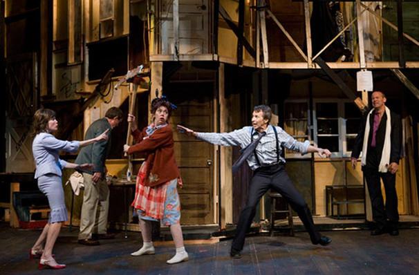 Noises Off, Mcguire Proscenium Stage, Minneapolis
