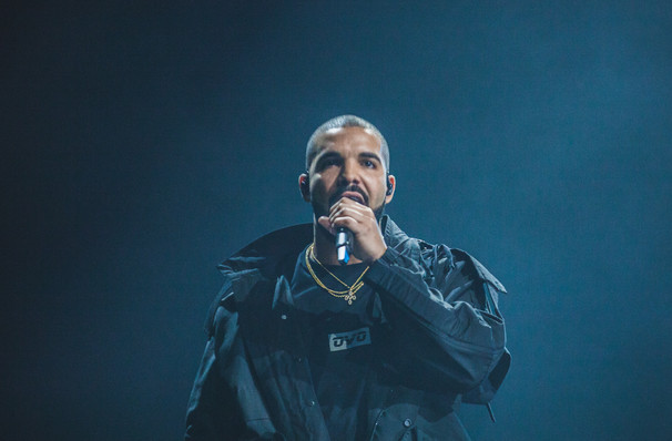 Drake with Migos, Oracle Arena, San Francisco