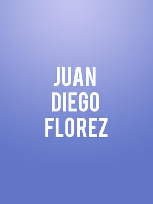 Juan Diego Florez Poster