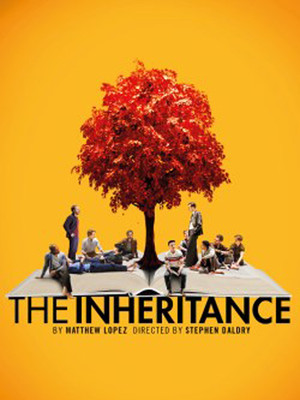 The Inheritance Part Two Poster