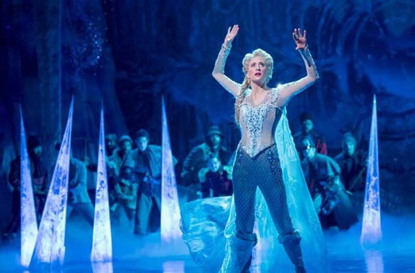 Disneys Frozen The Musical, Playhouse Square, Cleveland