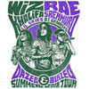Wiz Khalifa and Rae Sremmurd, DTE Energy Music Center, Detroit