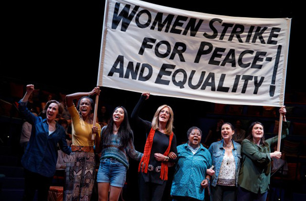 Gloria A Life, Daryl Roth Theater, New York