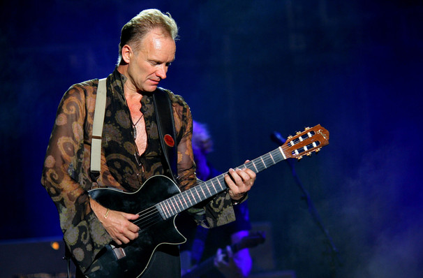 Sting with Shaggy, Santa Barbara Bowl, Santa Barbara