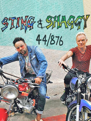 Sting with Shaggy at Minneapolis Armory