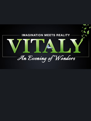 Vitaly - An Evening of Wonders at Westside Theater Upstairs