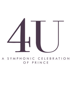 4U A Symphonic Celebration of Prince, Au Rene Theater, Fort Lauderdale