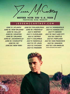 Jesse McCartney at Rams Head Live