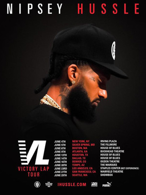 Nipsey Hussle at Marquee Theatre