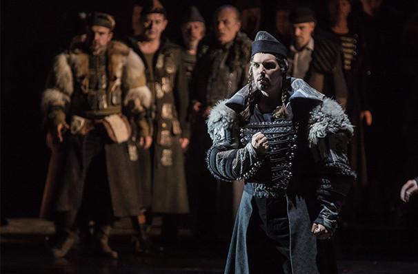 Hungarian State Opera Bank Ban, David H Koch Theater, New York